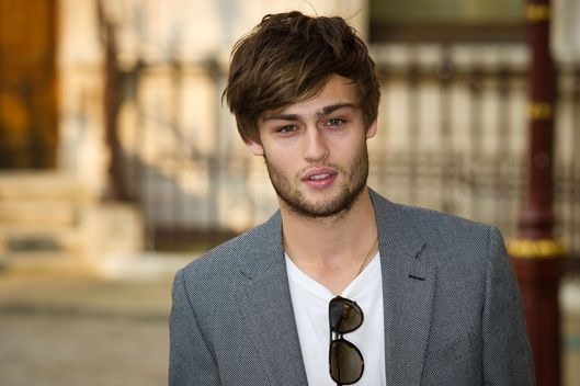 Douglas Booth attends The Royal Academy of Arts' Summer Exhibition Preview Party at the Royal Academy of Arts on June 2, 2011 in London, England.