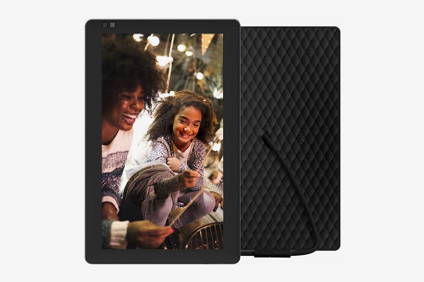 Nixplay Seed 10-Inch WiFi Cloud Digital Photo Frame