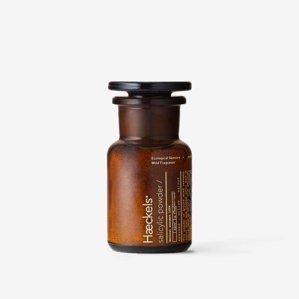 Haeckels Seaweed + Salicylic Powder Exfoliant
