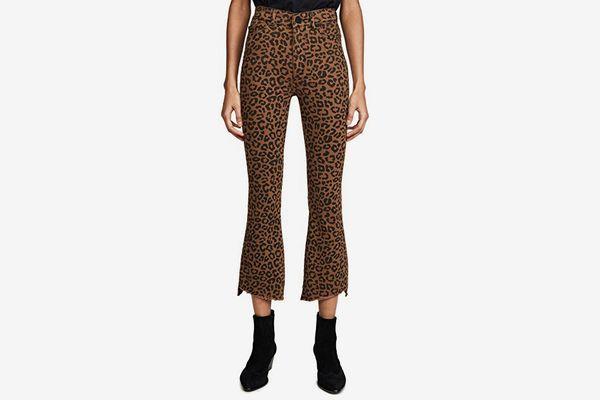 DL1961 Bridget Crop High Rise Bootcut Jeans