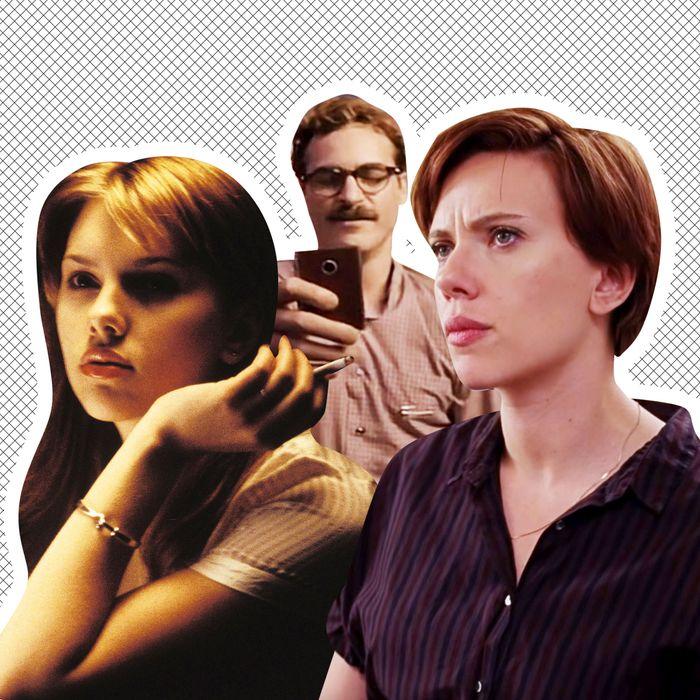 Marriage Story Isn T Scarlett Johansson S First Divorce Film