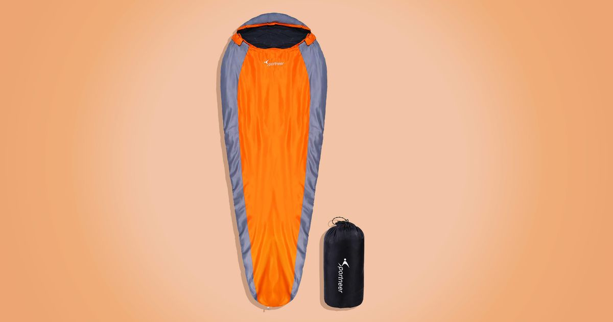 A $30 Sleeping Bag That's As Warm As My $150 One