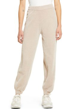Lulu's Weekend Chiller Chenille Joggers