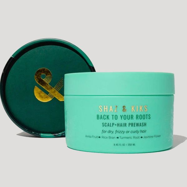 Shaz & Kiks Back to Your Roots Scalp + Hair Prewash