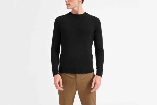 The Cashmere Rib Sweatshirt