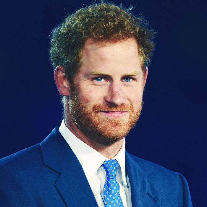 Prince Harry Buys Prince Louis Fancy Book for Christening