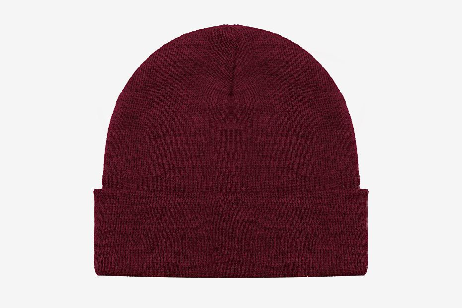 e75c12901587c7 Blueberry Uniforms Merino Wool Beanie Hat