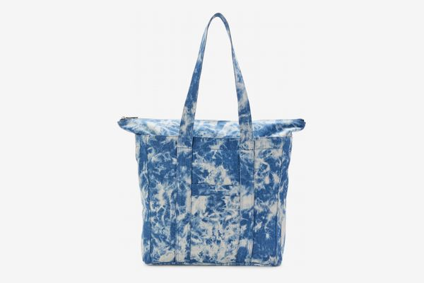 Scoop Denim Tote Bag