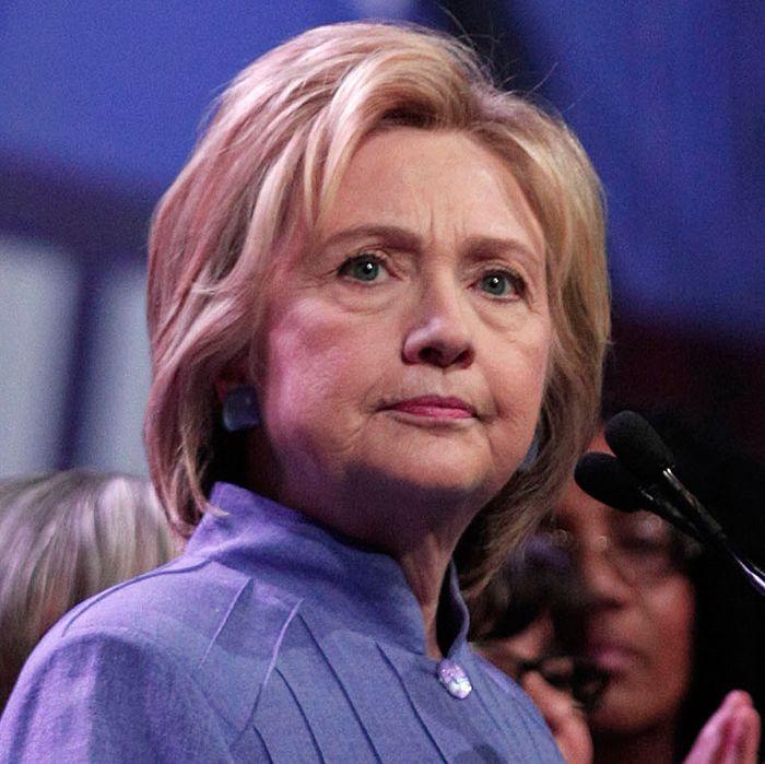 Clinton/Knowles-Carter 2016? Photo: Laura Cavanaugh/FilmMagic