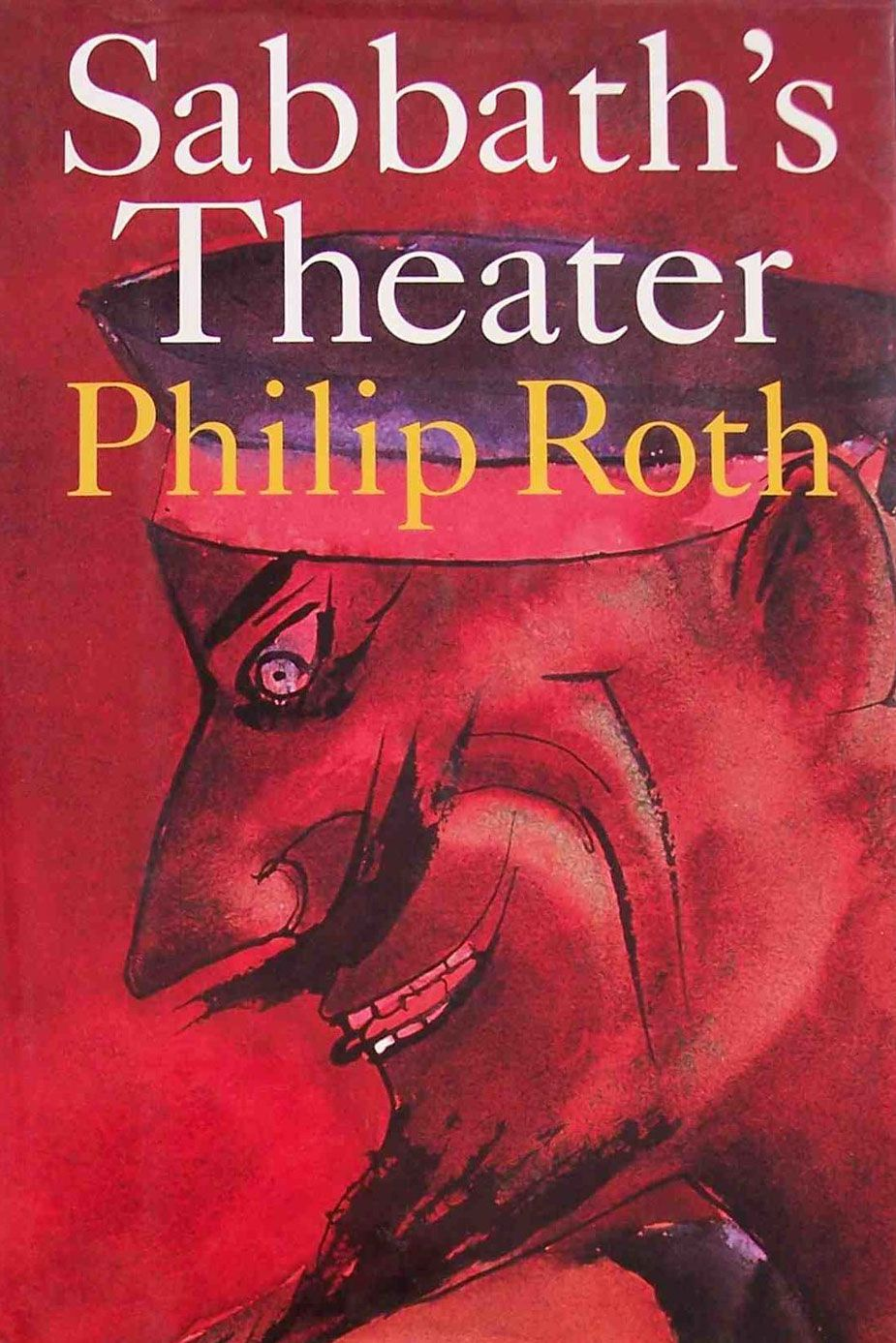 Sabbath's Theater, Houghton Mifflin (1995)