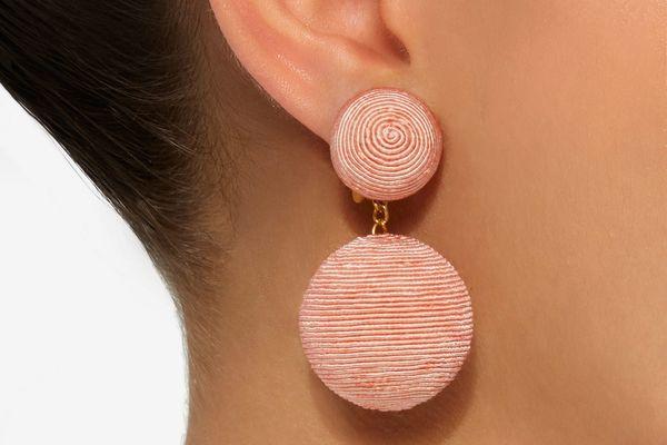 Rebecca de Ravenel Classic Two-Drop Earrings