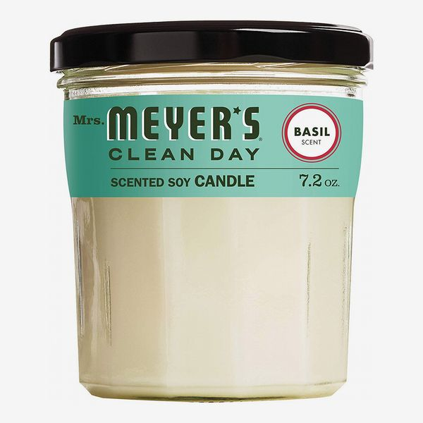 Mrs. Meyer's Clean Day Scented Basil Soy Candle