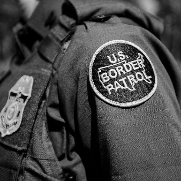 Border Patrol agent.