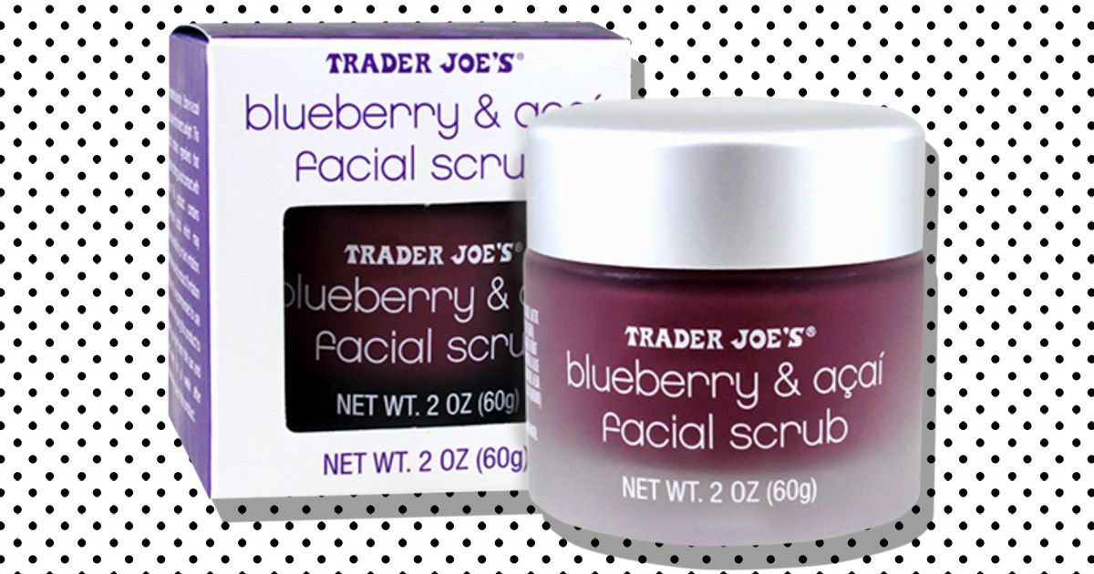 This $6 Trader Joe's Facial Scrub Is Amazing