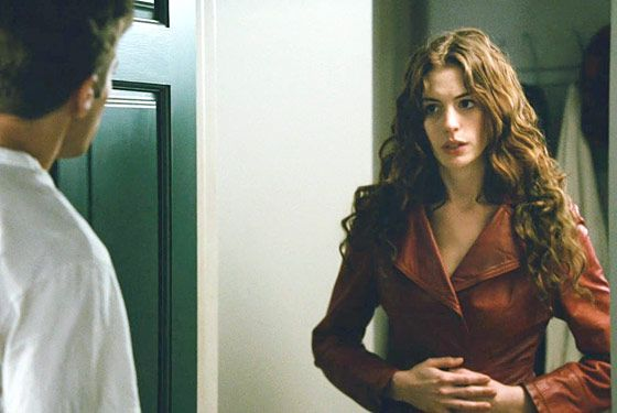 Anne Hathaway caliente puto video