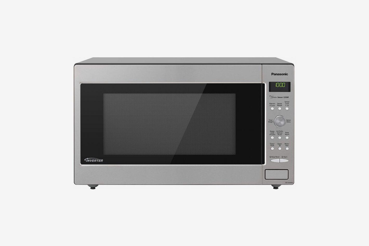 Best Stainless Steel Microwave Panasonic Oven Nn Sd945s