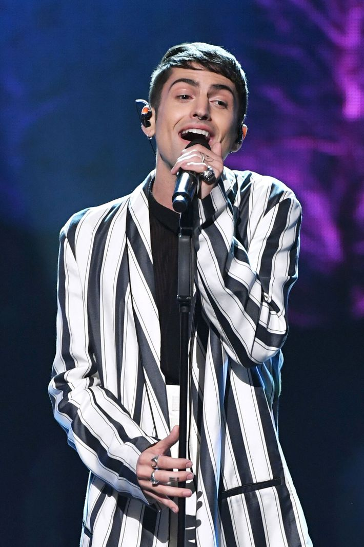 Pentatonix Singer Mitch Grassi on Dressing Scary