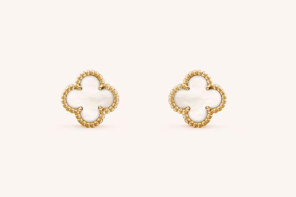 Van Cleef & Arpels Sweet Alhambra Earstuds
