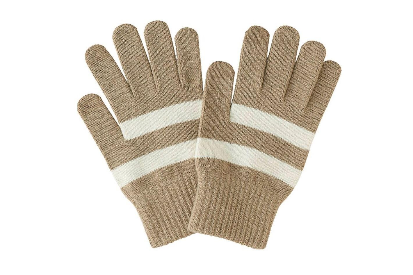 Men's Heattech Knitted Gloves