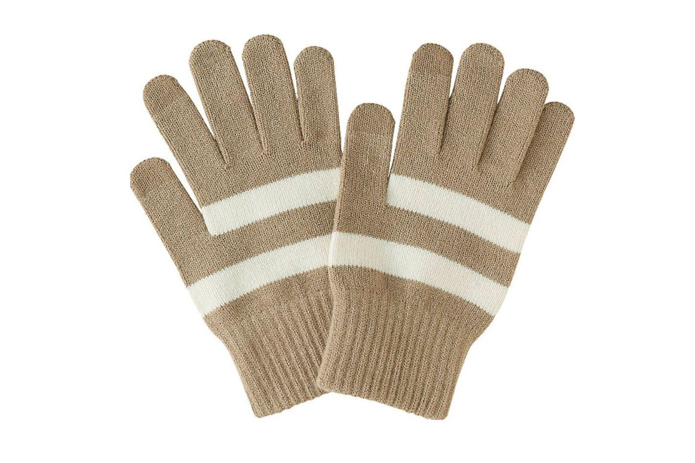 Men's Heattech Knitted Gloves