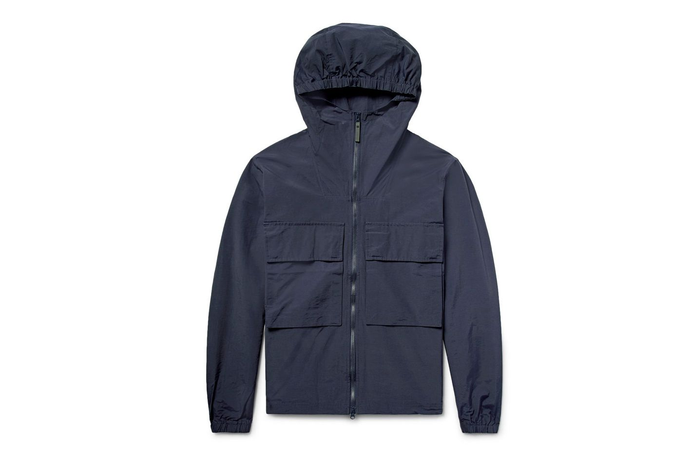 Saturdays NYC Travis Cotton and Nylon-Blend Hooded Jacket