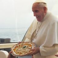 Here Are the Most Over-the-Top Foods Commemorating Pope Francis's Visit