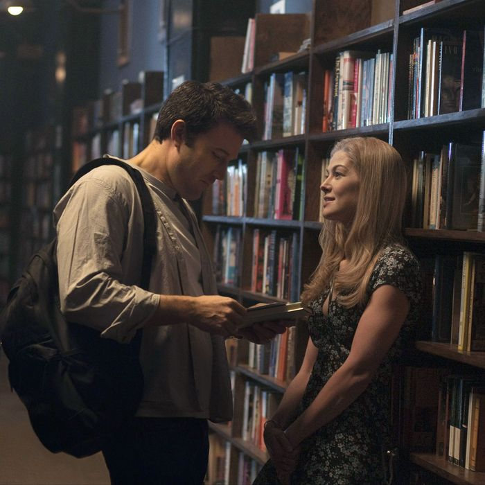 A scene from <em>Gone Girl</em>.