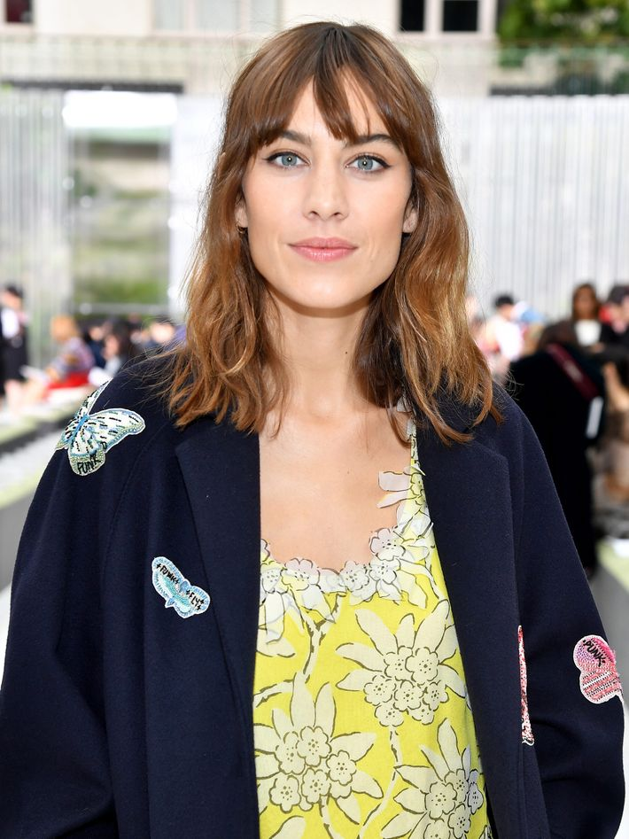 Alexa Chung Is The New Face Of L Or 233 Al Professionnel