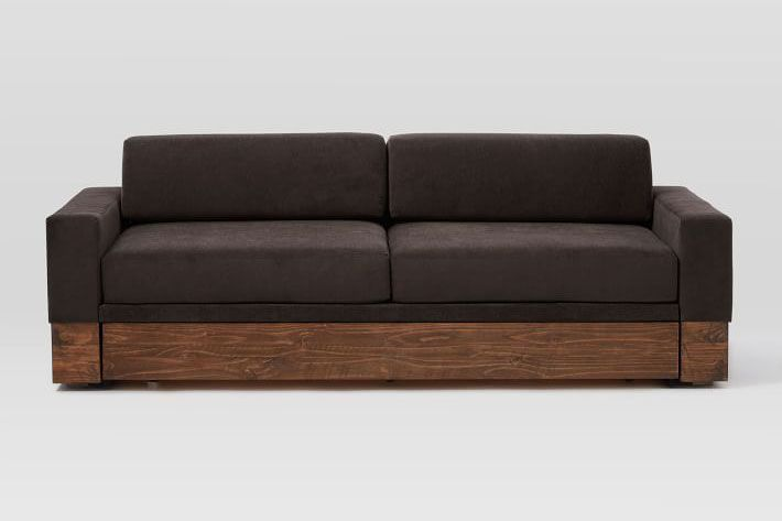 West Elm Emery Sleeper Sofa Trundle