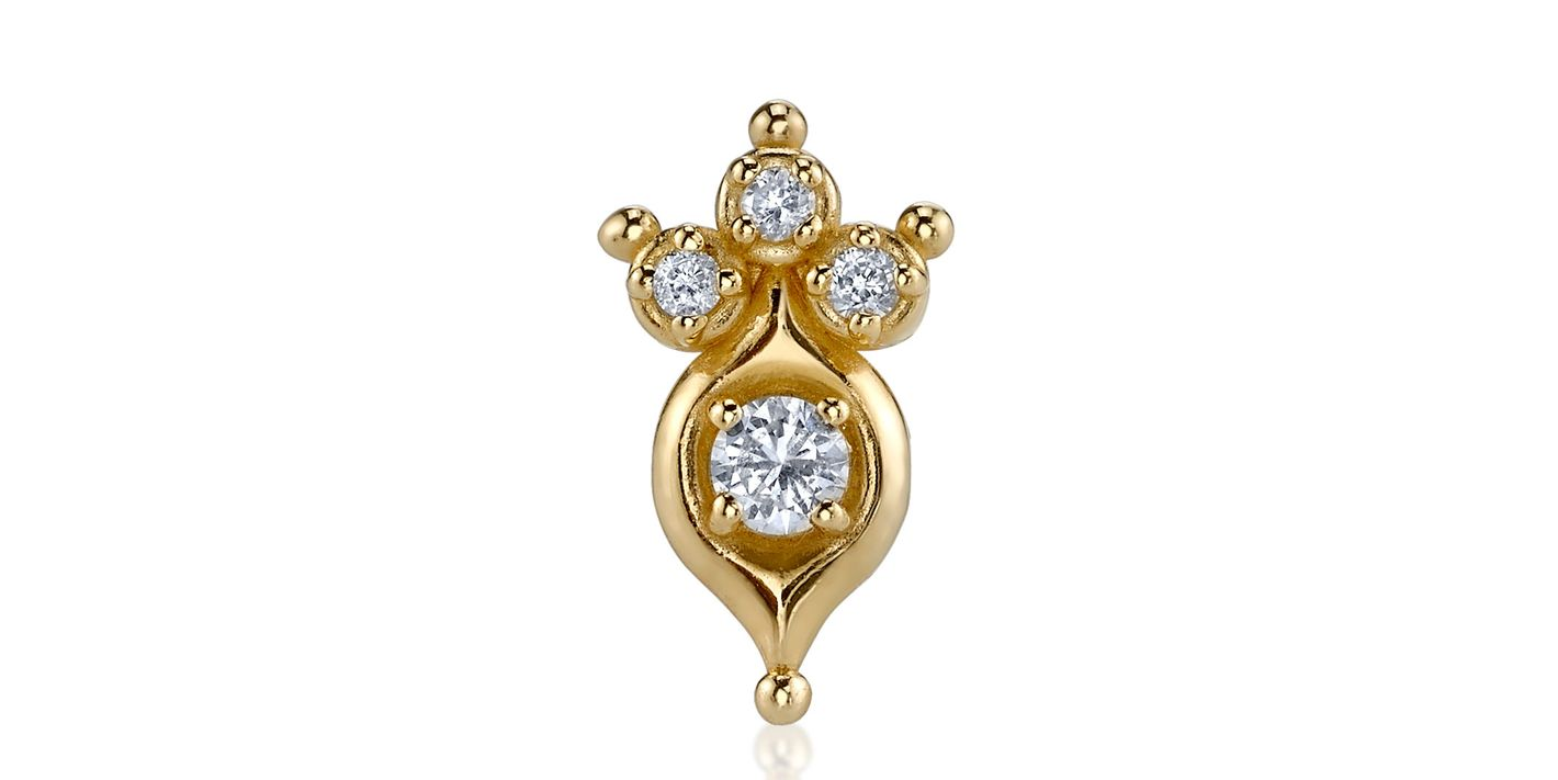 Are You Am I Fier Earring