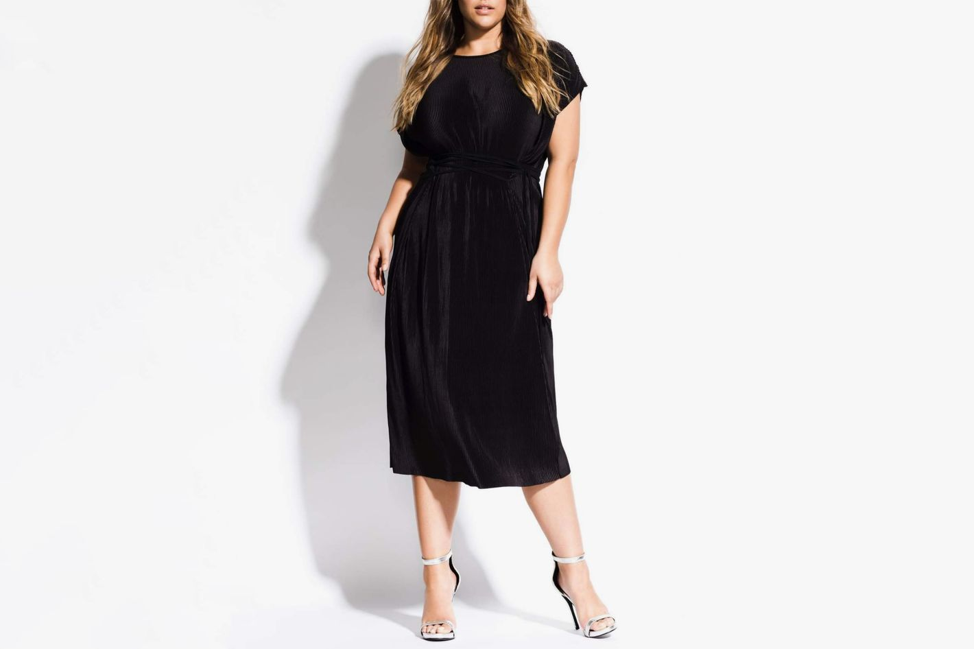 CoEdition Baby-Pleat Dress