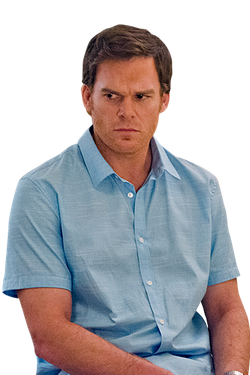 Michael C. Hall as Dexter Morgan in Dexter (Season 8, episode 2) - Photo: Randy Tepper/Showtime - Photo ID: Dexter_802_0385