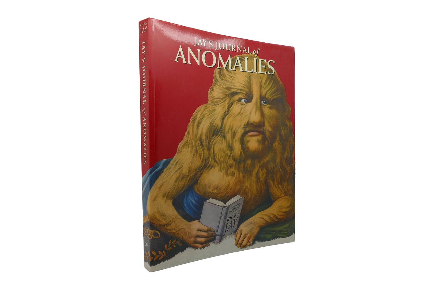 Jay's Journal of Anomalies by Ricky Jay