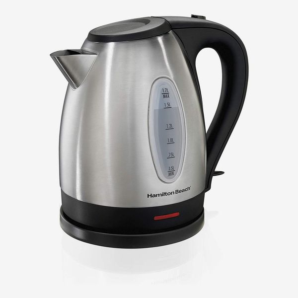 Hamilton Beach 1.7 Liter Electric Kettle for Tea and Hot Water