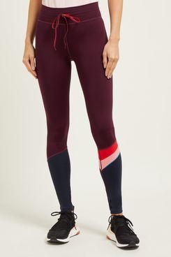 The Upside Colour-Blocked Technical Leggings