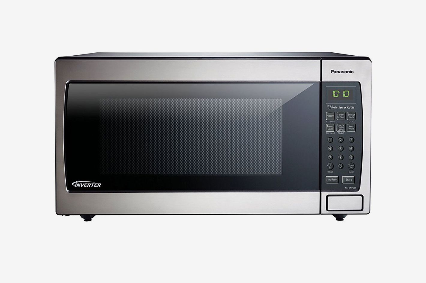 Panasonic Nn Sn766s Countertop Built In Microwave With Inverter Technology