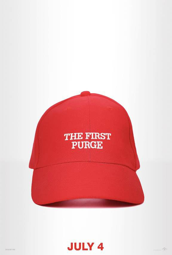Image result for The first Purge movie poster