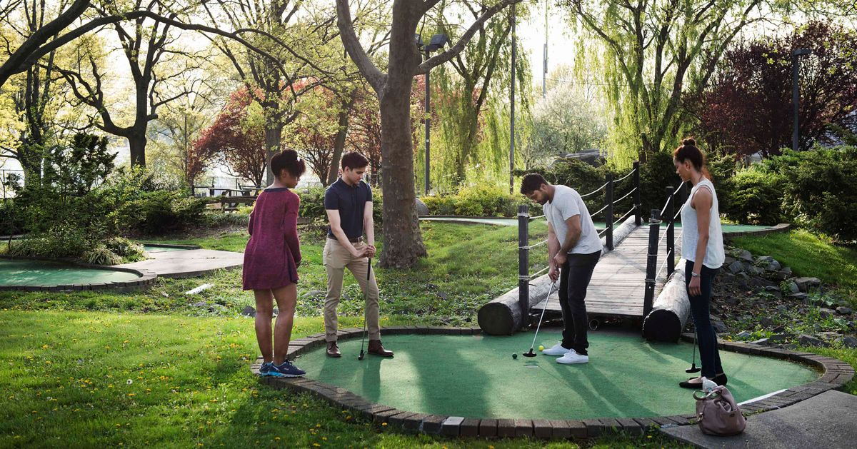 The Absolute Best Mini-Golf in NYC