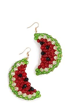 Susan Alexandra Watermelon Earrings