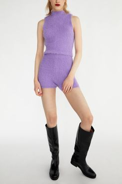 Zara Soft Feel Shorts