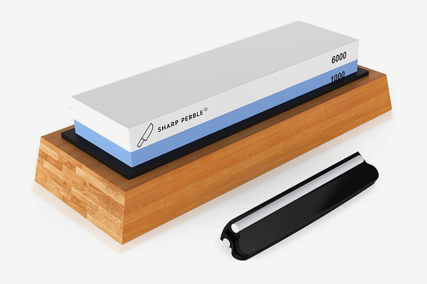 Sharp Pebble Premium Whetstone Knife-Sharpening Stone