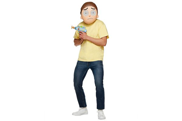Rick and Morty Adult Morty Costume