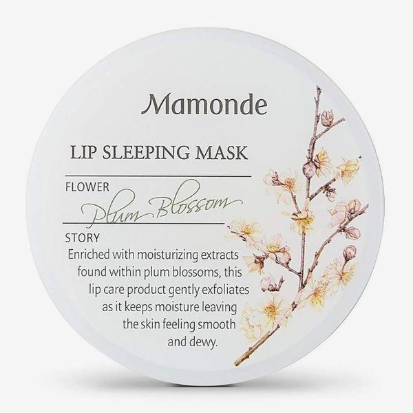 Mamonde Lip Sleeping Mask Night moisturizer