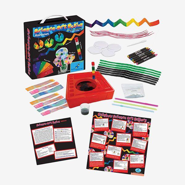 Science Art Fusion Rainbows Kit