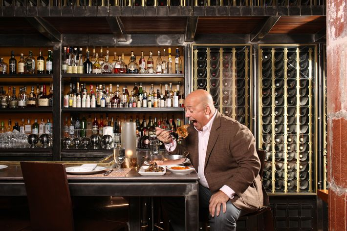 Zimmern digs in at Craft.