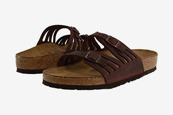Birkenstock Granada Habana Oiled Leather
