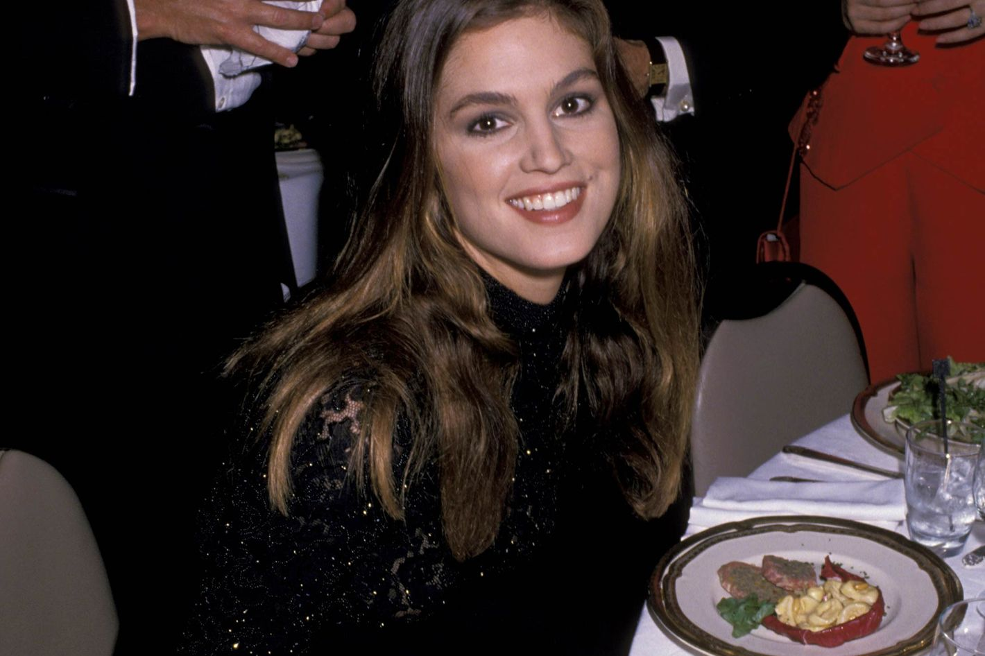 Watch All The Models In The 90s Ate Pasta, Says Cindy Crawford video