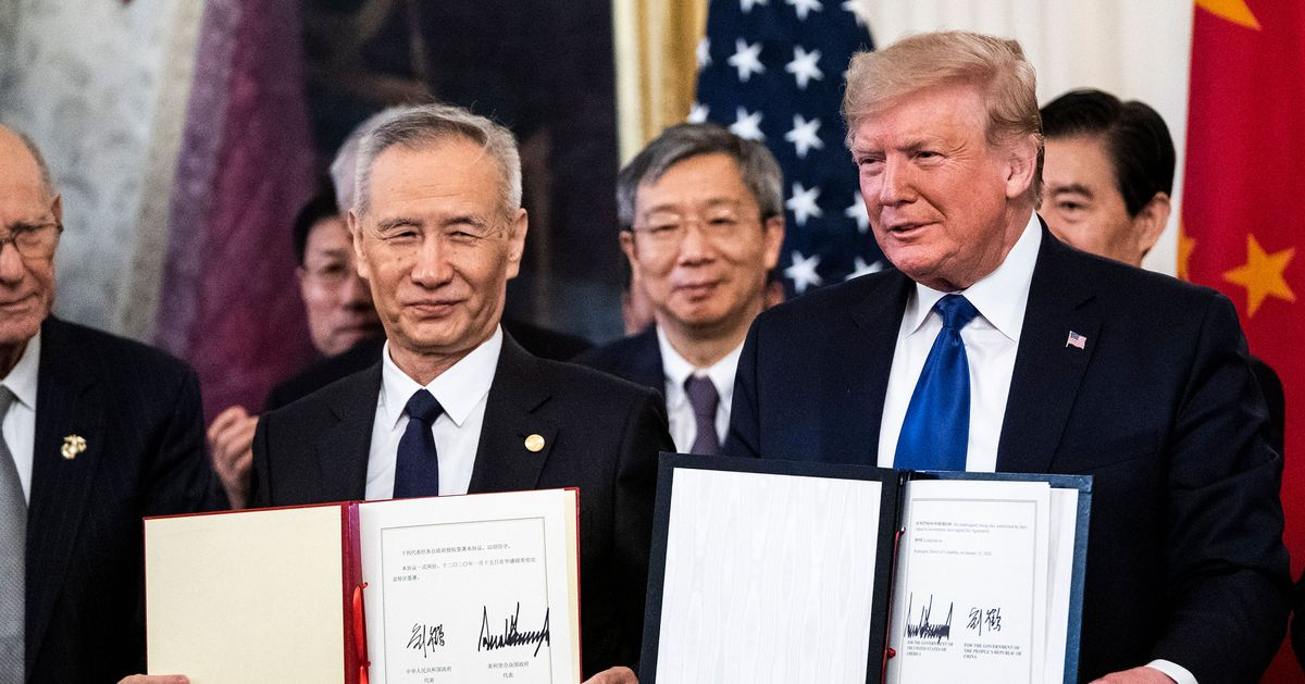 Does Trump's New Trade Deal Really Accomplish Anything?