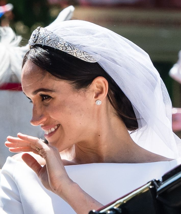 Meghan Markle's Wedding Day Beauty, Makeup, And Hair