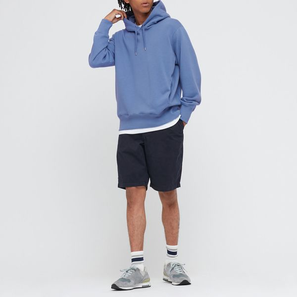 Uniqlo Pullover Long-Sleeved Hoodie